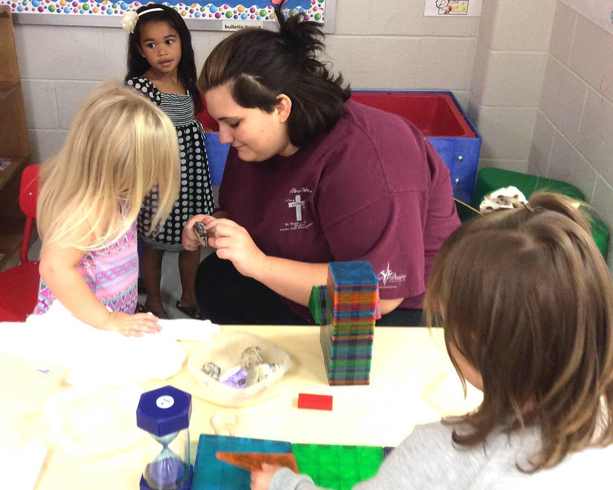 Georgia Early Childhood Education Foundation